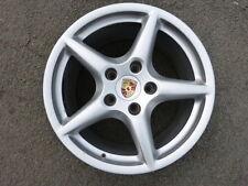 """Porsche 911 997 Carrera III Alufelge Felge Rad 10Jx18 10J ET58 18"""" 99736214001"""