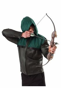 Bow and Arrow Costume Accessory Set Suction Cup Robin Hood Quiver Archer BW225