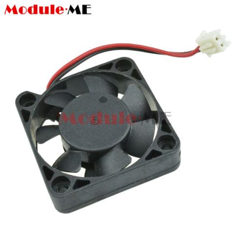 5PCS 12V 40x40x10mm axial FAN COOLER Arduino Raspberry Pi 3D Impresora Computadora