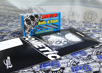 Arp Head Stud Kit /& Cometic Head Gasket 87mm For 2006-2011 Honda Civic Si K20z3