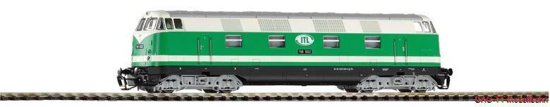 TT DIESEL ITL br118 4-achsig EP. IV PIKO 47282 NUOVO