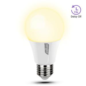 15-Second Delayed Turn Off 2700K Sengled Twilight LED Light Bulb with E27 Base