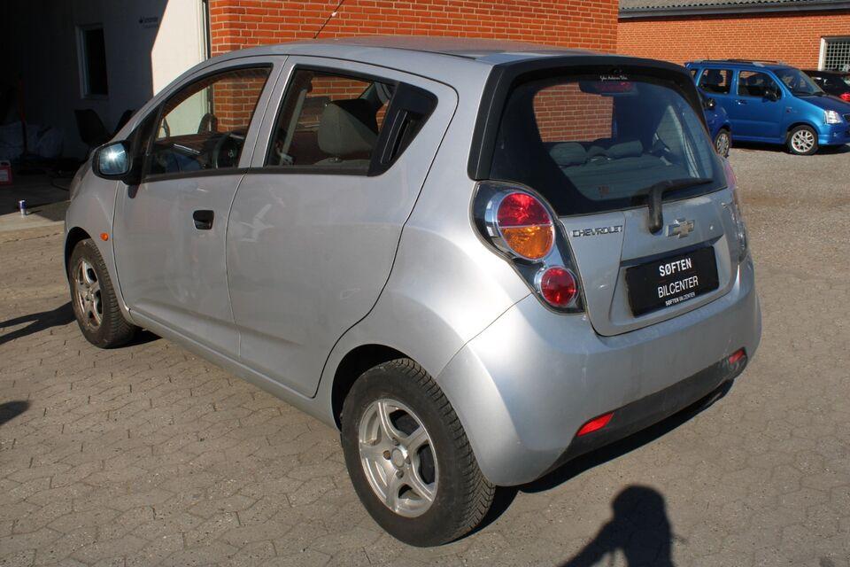 Chevrolet Spark 1,0 Life+ Benzin modelår 2010 km 150000