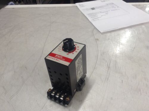 6A Type RPH F106A 50//60HZ WARRANTY Details about  /Fuji APR-MINI Power Relay Used 100V