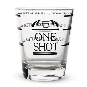 Measured-Shot-Glass-1-1-2-oz-Half-Ounce-Measurements-Home-Bar-Drink-Mixing