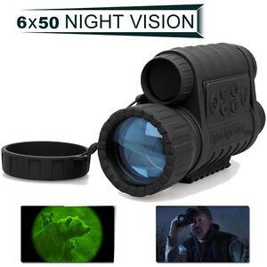 WG-50-350m-5x-Jagd-Infrarot-Fernglas-Nachtsicht-Teleskop-mit-Foto-Video-Recorder