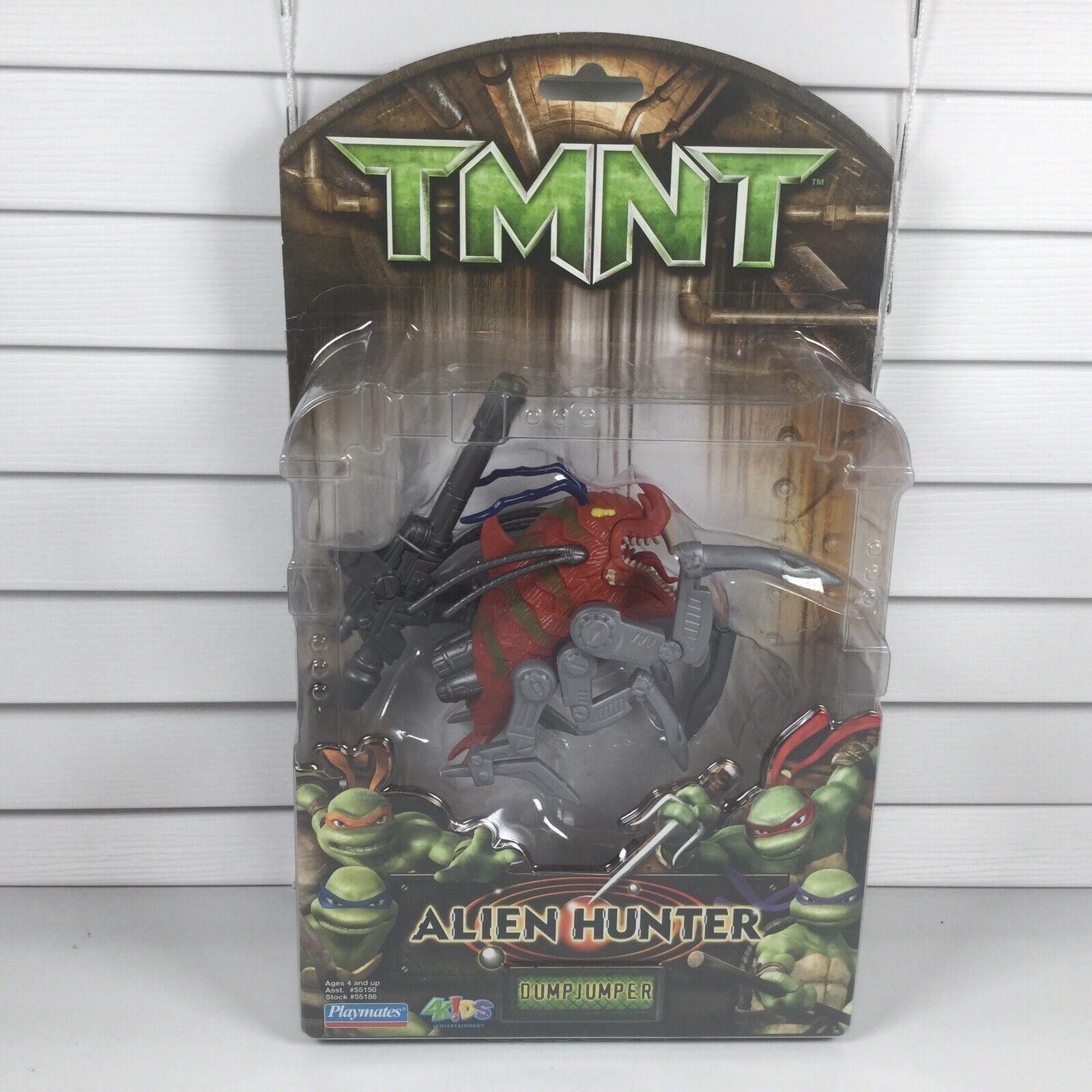 Playmates Teenage Mutant Ninja Turtles 2006  MOVIE dumbjumper azione cifra TMNT  da non perdere!