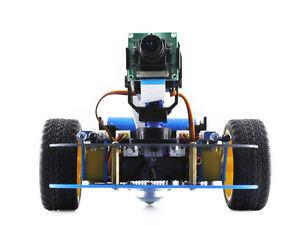 Waveshare-AlphaBot-Raspberry-Pi-Robot-Building-kit-Smart-car-includes-Camera