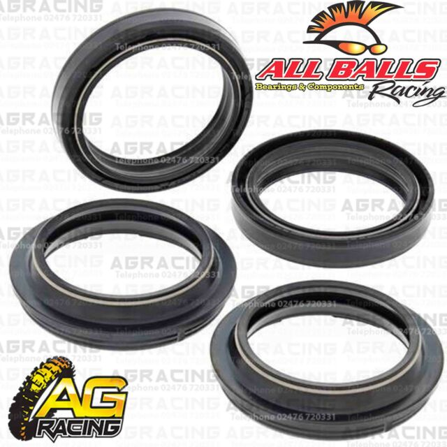 All Balls Fork Oil & Dust Seals Kit For Yamaha YZF-R6S YZF R6S 2007 07 New