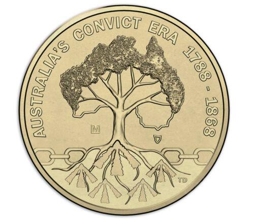 2018 $1 Coin Australia/'s Convict Era 1788-1868  Rascals /& Ratbags M Melbourne