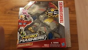 Transformers-Hero-Mashers-Battle-Upgrade-Wave-2-Dinobot-Slug-BNIB