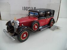 FRANKLIN MINT MERCEDES BENZ 770K     1935   IN BOX