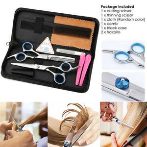 Professional-Salon-Hair-Cutting-Thinning-Scissor-Shear-Barber-Hairdressing-Set