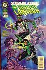 DC Comics Green Lantern Year One #4 1995 Annual 1st Print Signed Darryl Banks