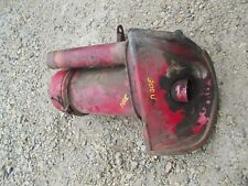 International Farmall 300 Utility Ih Tractor Engine Precleaner Assembly Amp Shield