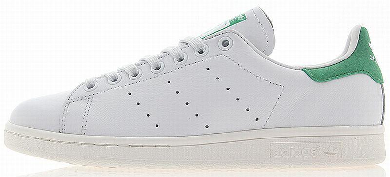 ADIDAS STAN SMITH OG White-Green Premium Leather vintage retro limited sneakers