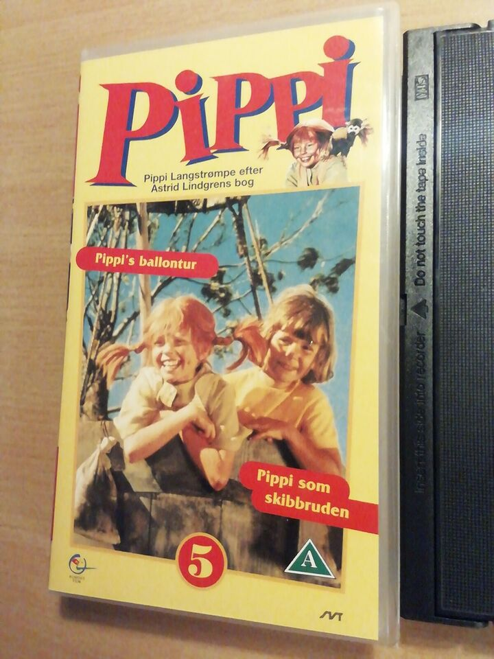 Børnefilm, Pippi Langstrøme 5