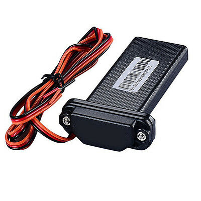 Car Vehicle Motorcycle GSM GPS Tracker Locator Global Real Time Track Device