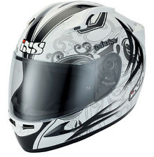 "IXS Helm HX 412 ""INCARNATION"" Carbon-Kevlar-Fiberglas Motorradhelm Gr XXL - 63"