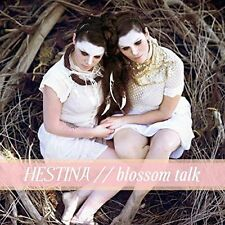 NEW - Blossom Talk (Includes Download Card) by Hestina