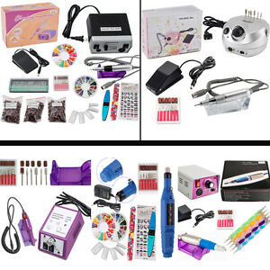 Professional-Manicure-Tool-Pedicure-Electric-Drill-File-Nail-Art-Machine-Kit-Set