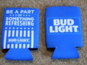 Image Is Loading 2 Collapsible Bud Light Party Beer Can Or