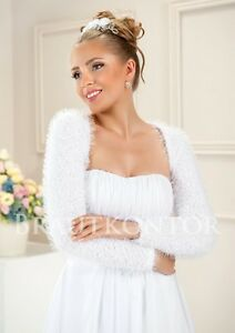 bkb 35 brautjacke bolero brautbolero hochzeit. Black Bedroom Furniture Sets. Home Design Ideas