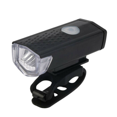 300LM Cycling Bicycle LED Front Lamp USB Recharge Bike Flash Head light