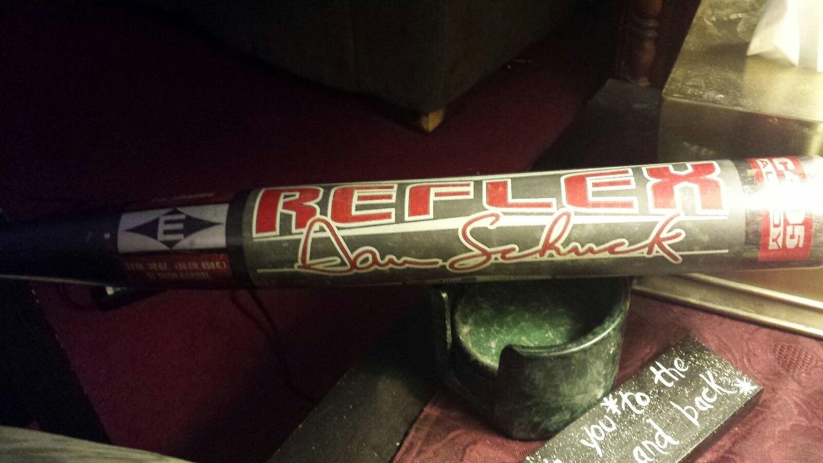 Raro Easton Reflex C405 dan biología SRX9DS 34  30 OZ (approx. 850.47 g). singlewall Softbol bate