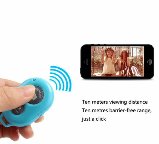 Taotuo Universal Wireless Bluetooth Camera Remote Control Self Timer Zoomable For Sale Online Ebay