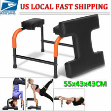 Headstand Bench Fitness Yoga ChairHandstand Inversion Table Training Exercise
