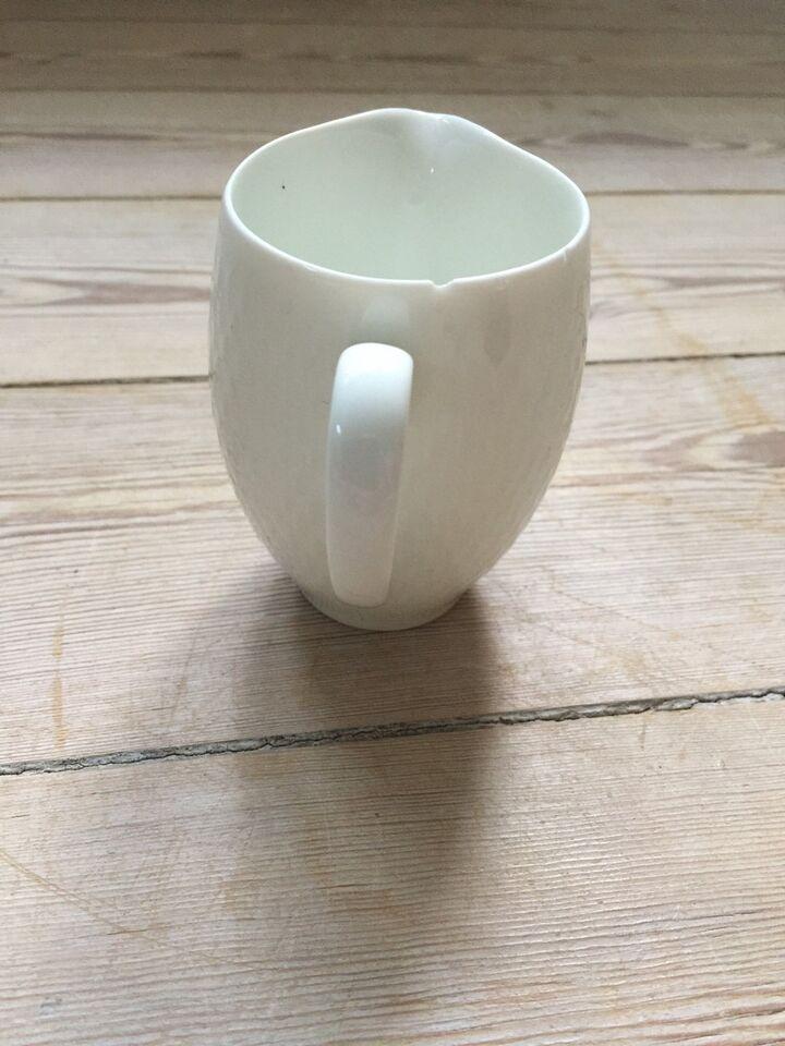 Porcelæn, Flødekande, Royal Copenhagen
