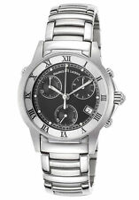 Maurice Lacroix Miros Double Chronograph SS Men's Watch MI1037-SS002-330