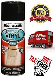 Details about Rust-Oleum Automotive Fabric & Vinyl Spray Paint Quick Dry  for Car Trucks RVs
