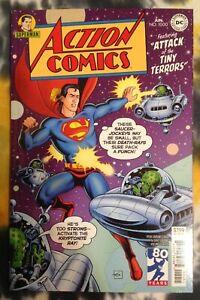 ACTION-COMICS-1000-1950-Gibbons-Cover-DC-Comics-1st-Rogelio-Zaar-Bendis
