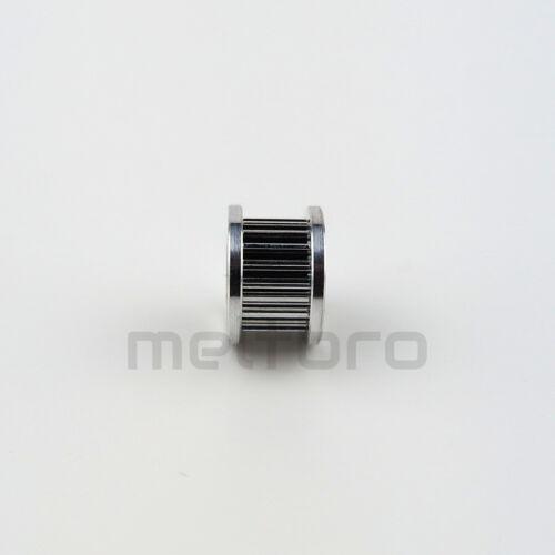 Pulleye GT2 Umlenkrolle 2GT 20 Zähne 3mm//M3 Bohrung für 6mm Zahnriemen