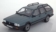 1987 Volkswagen Passat Variant GT Syncro B2 Blue by BoS Models LE of 1000 1/18