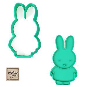 Miffy-cookie-stamp-Rabbit-cookie-cutter-Cartoon-cookies