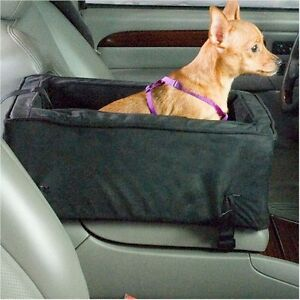 snoozer pet lookout luxury console dog auto car booster seat ebay. Black Bedroom Furniture Sets. Home Design Ideas