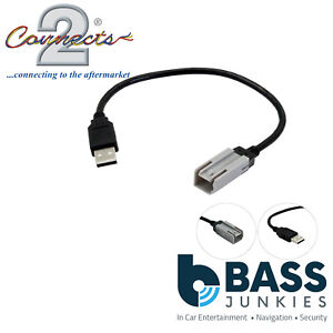 OE Car Stereo Factory USB Retention Interface Cable for Fiat Ducato 2014/>