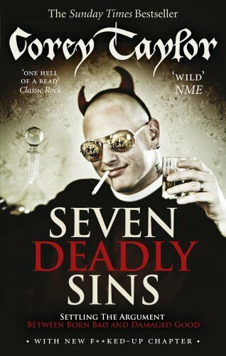 1 of 1 - Seven Deadly Sins by Taylor, Corey 0091938465 The Cheap Fast Free Post