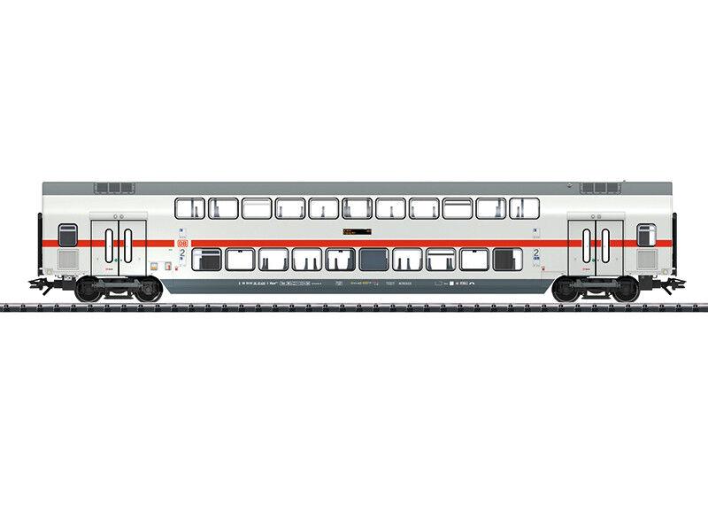 Trix 23251 ic2 doble piso-remolque intermedio 2. clase mercancía nueva