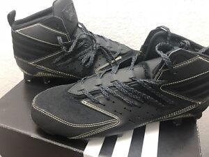 bdf3f884e50 Adidas Dark Ops Freak x Kevlar Football Cleats AQ6835 MSRP  150 GT ...