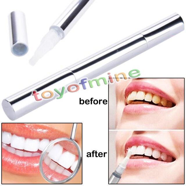 Creative Effective White Teeth Whitening Pen Tooth Gel Whitener Bleach