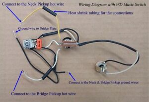 upgraded tele telecaster cabronita wiring harness with concentric rh ebay co uk