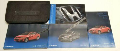 research.unir.net Motors Other Car Manuals 2012 HONDA CIVIC COUPE ...