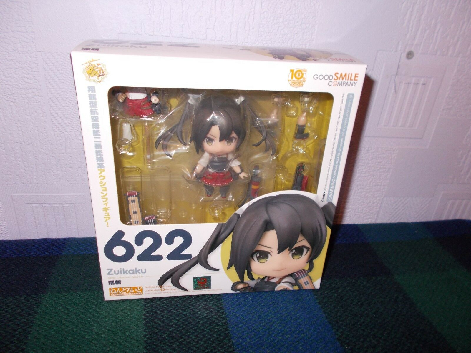 NendGoldid 622 Kantai Collection KanColle ZUIKAKU Figure Good Smile Company Company Company NEW 99e704