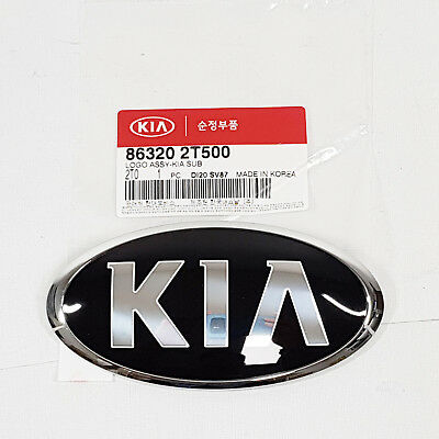 OEM Genuine 863202T500 Rear Trunk Emblem 1p For 2014 2015 Kia Optima K5