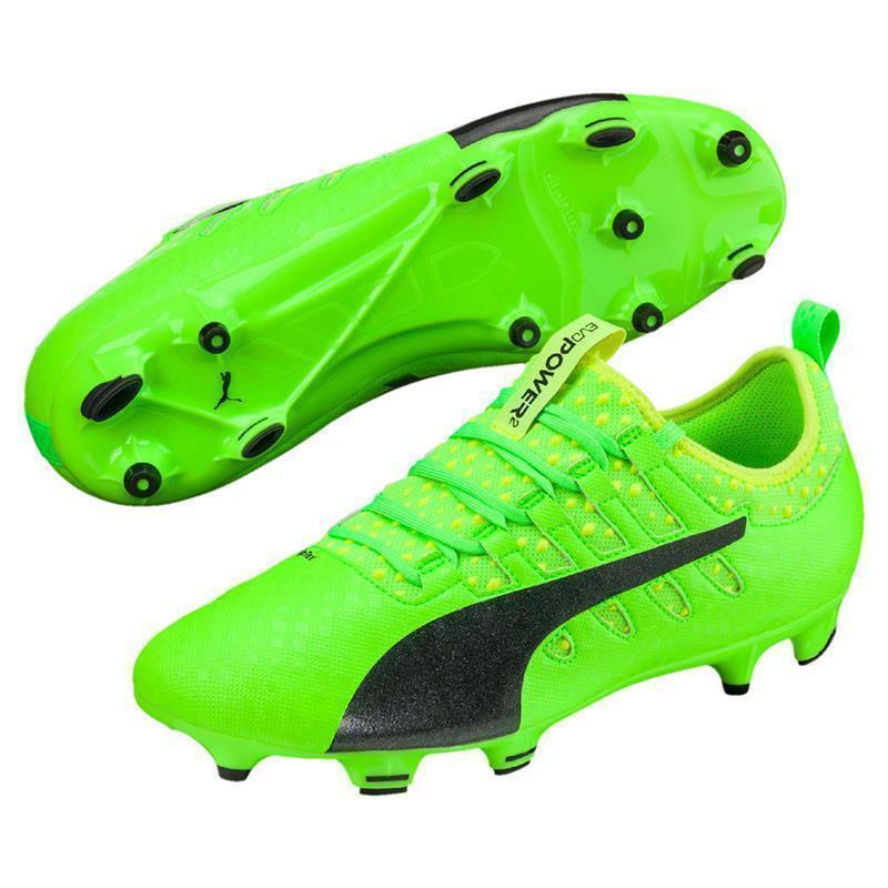 ACE 17.2 Primemesh FG Fußball grün