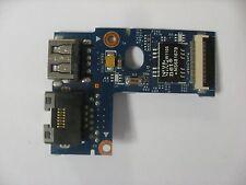 Lenovo IdeaPad Z570-1024 Z570 Series LAN/USB Port Board 55.4PA03.021G (P54-10)